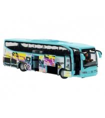 Автобус Dickie Euro Traveller голубой 27 см 3314826