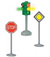 Игровой набор Dickie Светофор и дорожные знаки 3341000