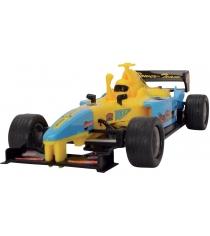 Машинка Dickie Формула 1 желтая 3341001