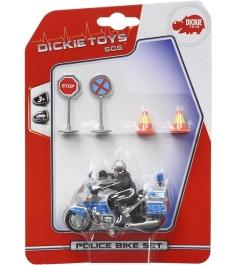 Игровой набор Dickie Полицейский 3342001