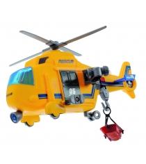 Игрушка вертолет Dickie 18 см функциональный со светом и звуком 3563573...