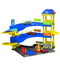 Игровой набор для машинок парковочная станция Dickie 3608351...