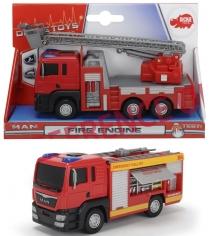 Dickie Toys Пожарная машина 3712008
