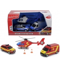 Dickie Toys Служба спасения 3715004