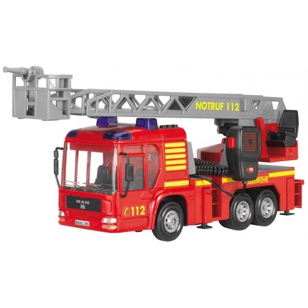 Dickie Toys Пожарная машина MAN 3716003