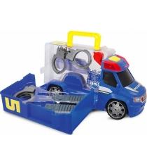 Машинка чемодан Dickie Полиция 3716005