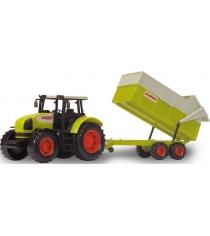 Трактор с прицепом Dickie 3739000