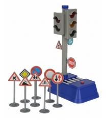 Игровой набор Dickie Светофор и дорожные знаки 3741001