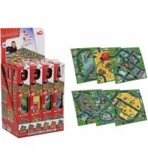 Игровой коврик Dickie с машинкой 3745003
