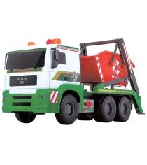 Мусоровоз с большим контейнером AirPump Dickie 3809002...