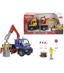 Игровой набор Dickie Дорожный сервис 3826001