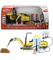 Набор Dickie Строительная техника 3826005
