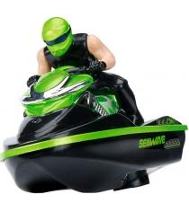 Скутер Dickie зеленый 7266808