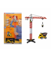 Dickie Toys Кран с машинкой 3463337