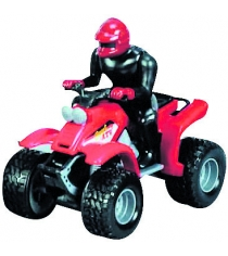 Квадроцикл Dickie красный 3385218