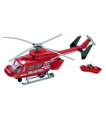 Игрушка вертолет Dickie Air Rescue 26 см инерционный красный 3564966...