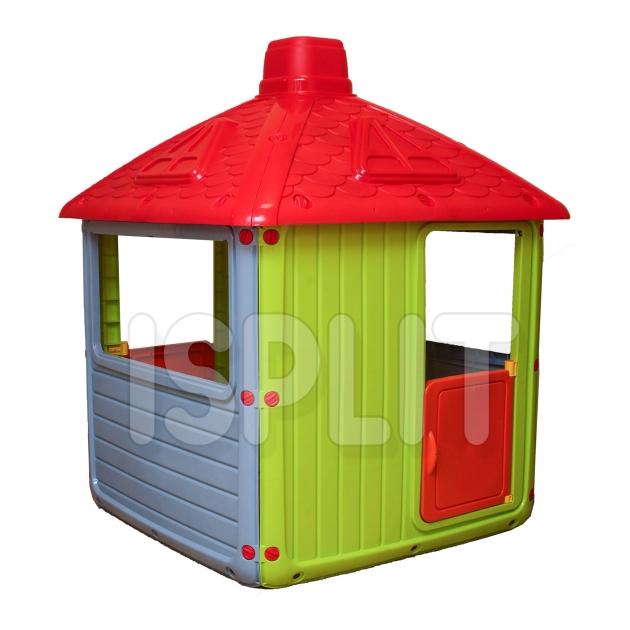 Игровой домик Dolu Городской дом DL_3010