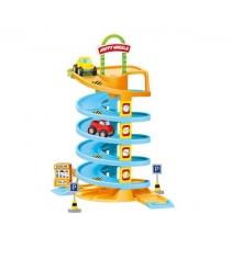 Игровой набор Dolu спиральная дорога с машинками DL_5153