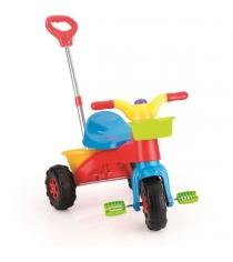 Детский трехколесный велосипед Dolu с родительской ручкой DL_7007