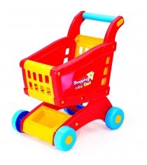 Игровой набор Dolu тележка для супермаркета DL_7058