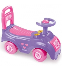 Автомобиль каталка Dolu розовый DL_8022