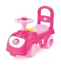 Мой первый автомобиль каталка Dolu розовый DL_8027
