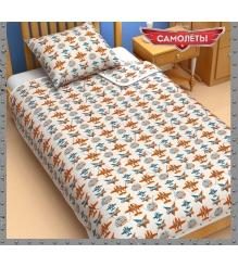 Детское одеяло Disney Самолеты