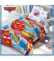 Детское постельное белье Disney Тачки Супер гонки 1317320