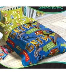 Детское постельное белье Disney Зверополис 1343387
