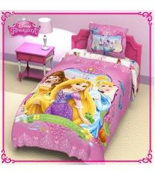 Детское постельное белье Disney Принцессы 1149311