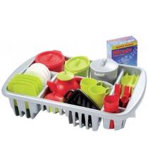 Набор посудки 45 предметов Ecoiffier 1210