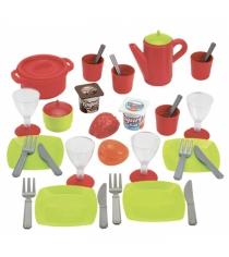 Набор посудки 36 предметов Ecoiffier 2603