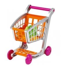 Игрушка для супермаркета Тележка с продуктами 1225 Ecoiffier