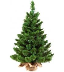 Искусственная елка Triumph Tree Норд в мешочке 60 см зелёная