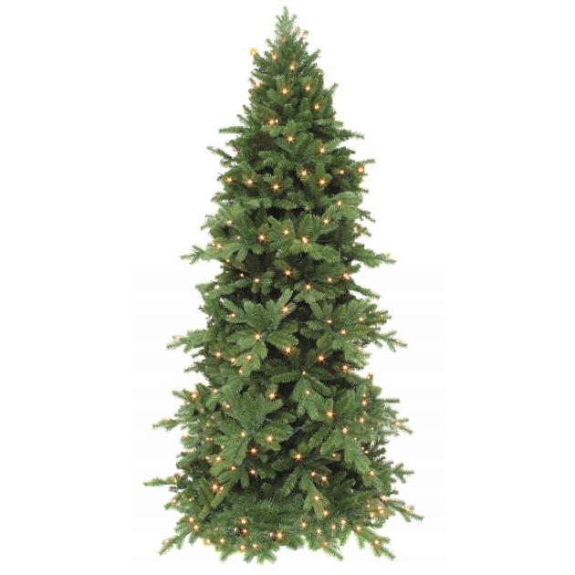 Триумф сосна Изумрудная с огоньками Triumph Tree 155 см