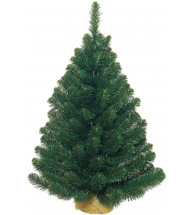 Искусственная елка Triumph Tree Альпийская 45 см в мешочке зеленая