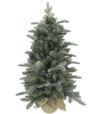 Искусственная елка Triumph Tree Нормандия в мешочке 60 см голубая