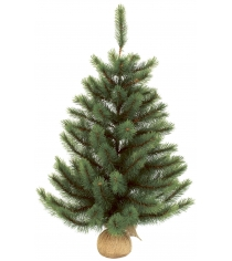 Искусственная елка Triumph Tree Русская в мешочке 60 см зелёная