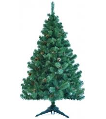 Ель царь елка Холидей с шишками 180 см