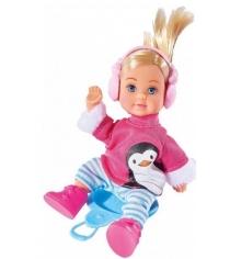 Кукла Evi Love Еви в зимнем костюме 5737109