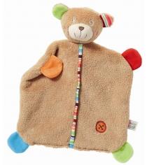 Игрушка-обнимашка Медвежонок Оскар 091076