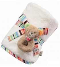 Детское покрывало Медвежонок Оскар 091632