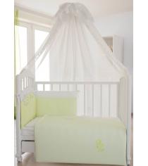 Комплект в кроватку 7 предметов Fairy Фея На лугу...