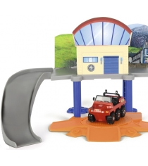 Dickie Toys Пожарный Сэм Маленькая морская станция 3099618