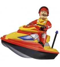 Гидроцикл Dickie Toys Пожарный Сэм Джуно с фигуркой (3099624) 22 см
