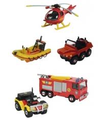 Dickie Toys Пожарный Сэм Служебный транспорт (203099625)