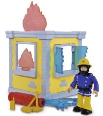 Simba Набор Fireman Sam Маленькая тренировочная база 9251052