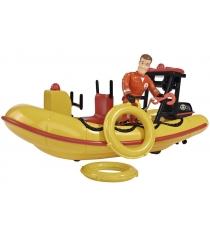 Simba Набор Fireman Sam Лодка спасателей 9251660