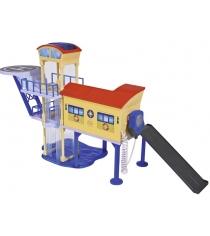Simba Игровой набор Fireman Sam Фигурка и морская станция 9251663