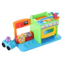 Обучающая игрушка Fisher Price Смейся и учись гараж ученого щенка DHN79...